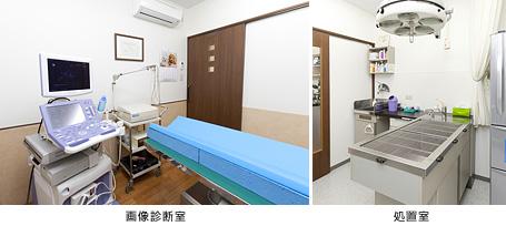 オオジ動物病院 画像診断室
